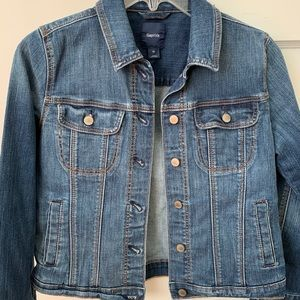 Gap jean jacket girls